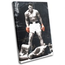 Boxing Muhammad Ali Liston Sports - 13-1953(00B)-SG32-PO